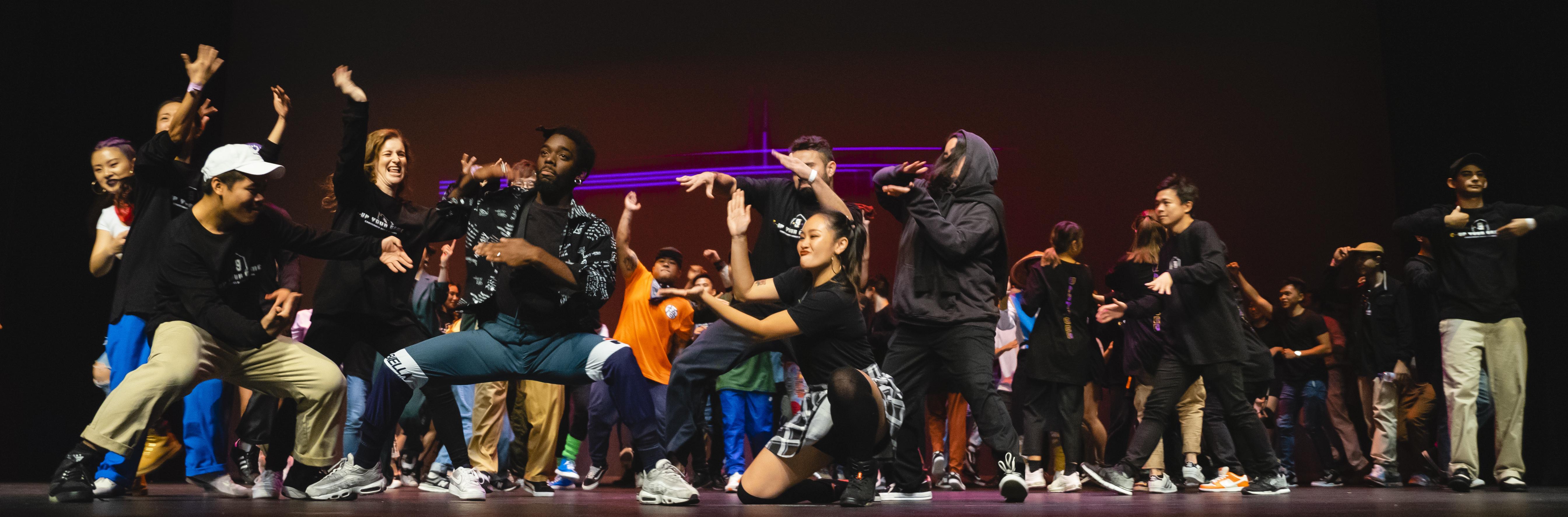Hip Hop Dance Classes In Sydney Crossover Dance Studio